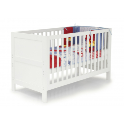 BabyStyle Monte Carlo cot bed, 70x140 cm