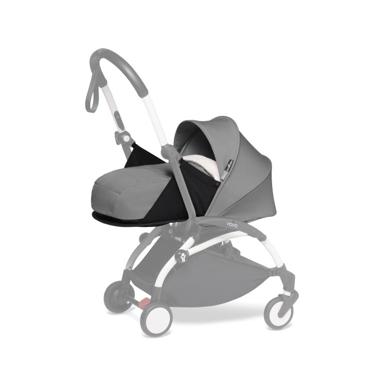 BABYZEN YOYO 0+ Novorozenecká sada, Grey 2021