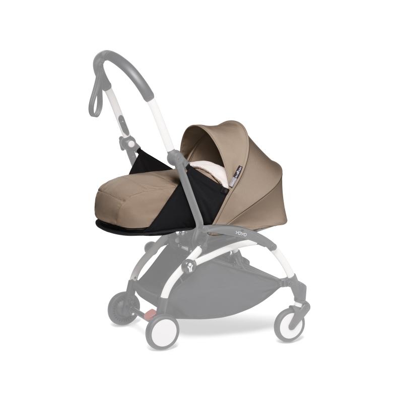 BABYZEN YOYO 0+ Novorozenecká sada, Taupe 2021