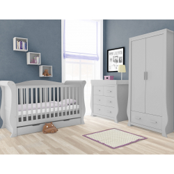 BabyStyle Hollie postýlka Grey