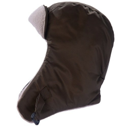 7AM Enfant Classic Chapka Hat, Cafe, S, Small