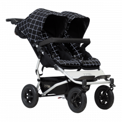 Mountain Buggy kočárek duet™, grid