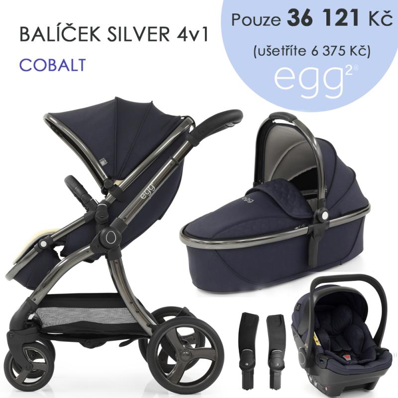 BabyStyle Egg2 set 4 v 1 - Cobalt 2021