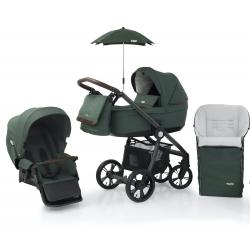 Babystyle Prestige3 Active (grey/ brown) 6v1 Fern 2021