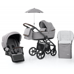 Babystyle Prestige3 Active (grey/ brown) 6v1 Barley 2021