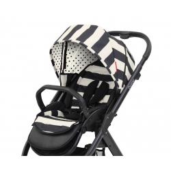 BabyStyle Oyster 2/ Max textilní set Vogue Humbug 2015